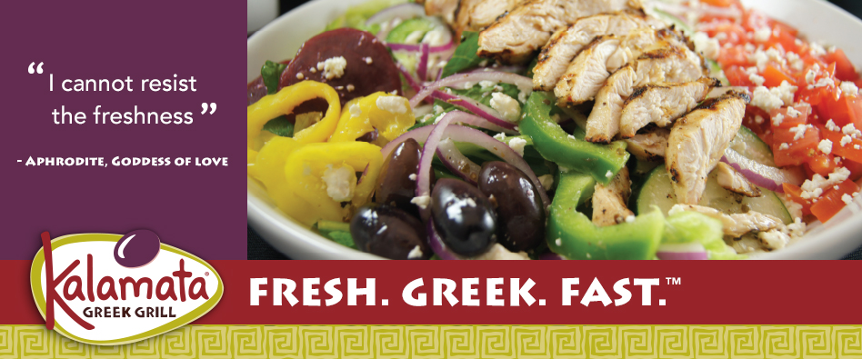 Fresh. Greek. Fast.